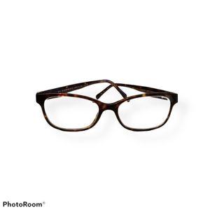 Burberry glasses.